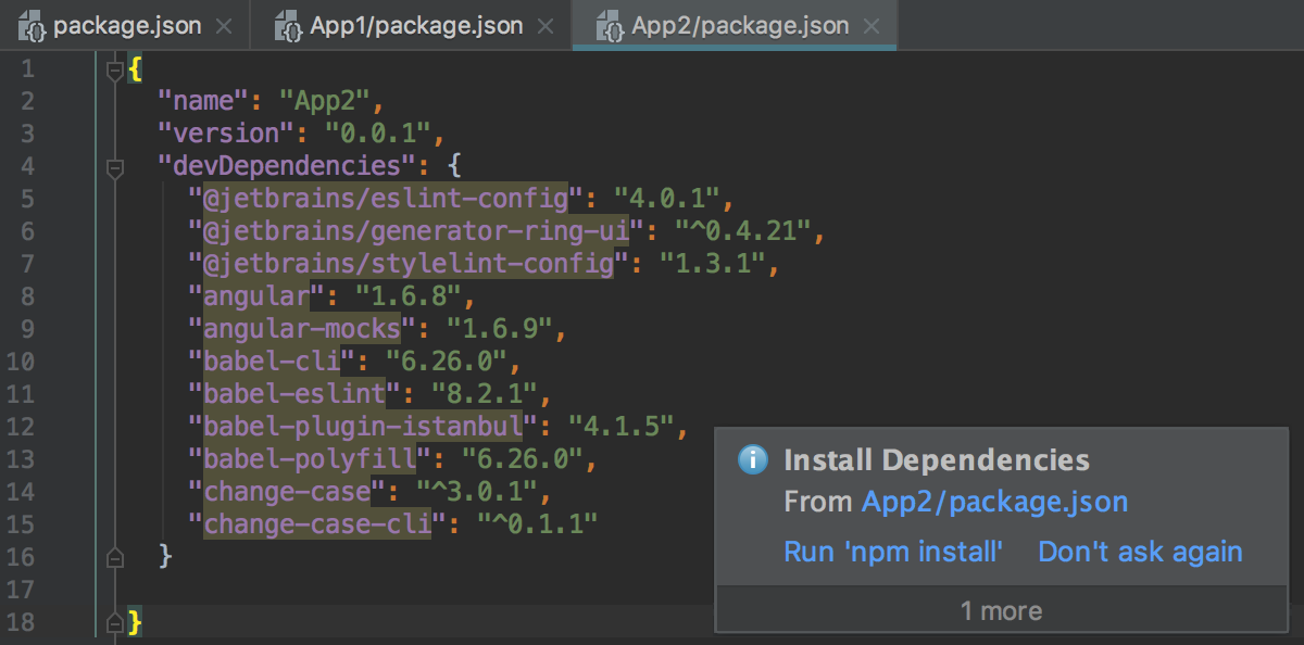 ws_npm_yarn_package_run_npm_install_package_json_dependent.png