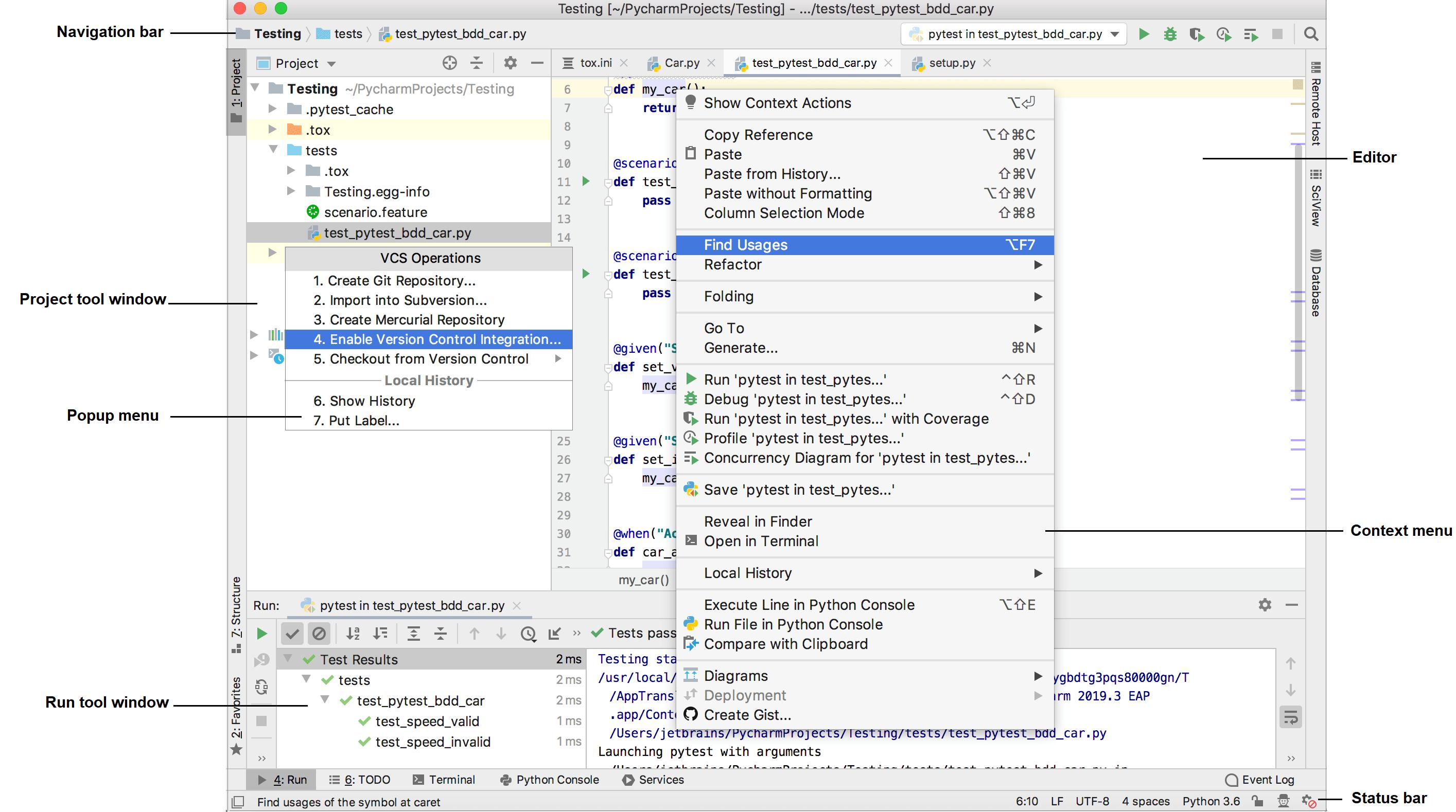 PyCharmをインストールする - 公式ヘルプ | PyCharm